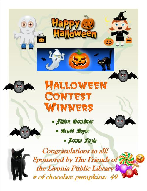 halloween contest winners