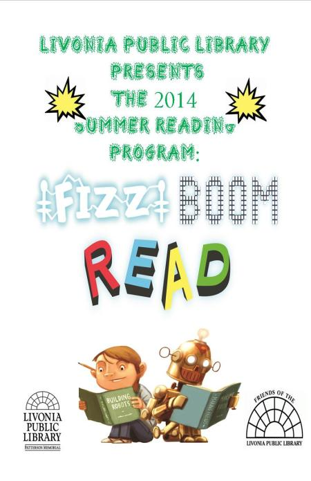 Fizz Boom Read 2014 Summer Reading Brochure_1