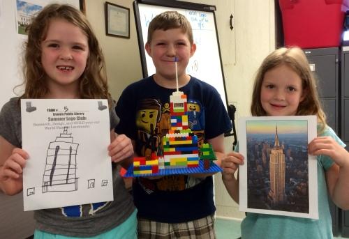 lego winner landmarks