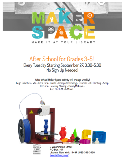 3-5 makerspace