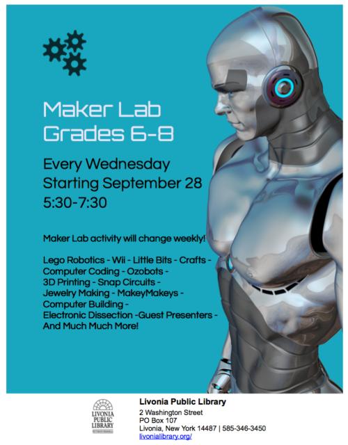 6-8 maker lab