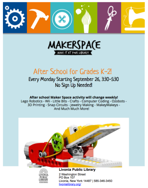K-2 Makerspace